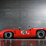 Lola T70 SL70/1 side view