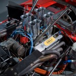 Lola T70 SL70/1 engine